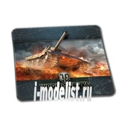 1331 World of Tanks Коврик для мыши «Е-50 Ausf. M»