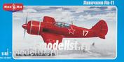 48-006 МикроМир 1/48 Самолет Лавочкин Ла-11