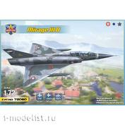 72060 ModelSvit 1/72 Истребитель Mirage IIIB