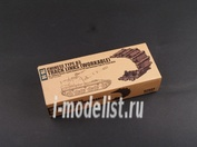 02044 Trumpeter 1/35 Траки для Chinese Type 83 Track links