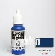 70925 Vallejo Краска акриловая `Model Color` Синий /  Blue