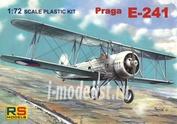 92073 RS Models 1/72 Praga E-241