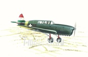 SH48019 Special Hobby 1/48 Самолет Nardi F.N.305 Luftwaffe and Royal Hung
