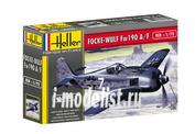 80235 Heller 1/72 Focke-Wulf Fw-190 A8/F3