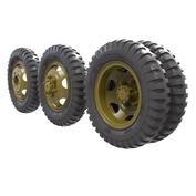 35236 Miniarm 1/35 Набор колёс для грузового автомобиля G7107
