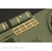 HLU35060 Hauler 1/35 Сетка двигателя для IS-2