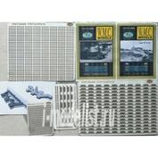 WMC-42-2 W.M.C. Models 1/25 Optional kit for Type 98 Ta-Se (laser traks)