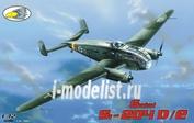RVA72003 R.V.AIRCRAFT 1/72 Самолет Siebel Si-204D/E