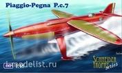 48011 AMP 1/48 Piaggio Pegna PC Racing seaplane.Seven