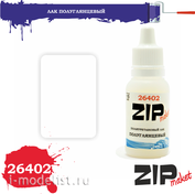 26402 ZIPMaket Paint Lacquer varnish semi-gloss