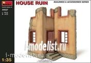 MiniArt 35527 1/35 ruin of a house