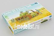 01565 Trumpeter 1/35 Тяжелый танк КВ-8