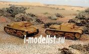7519 Italeri 1/72 Semovente M-40 DA 75/18