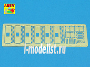 "35 A103 Aber 1/35 Side stowage bins doors for Sd.Kfz.251,Ausf.D&Sd.Kfz.250 ""Noe"""