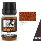 1764 Green Stuff World Сухой пигмент цвет