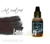 ART149 Pacific88 Paint acrylic Art Color Dark red chocolate (dark red chocolate)