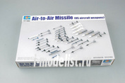 03303 Trumpeter 1/32 US aircraft weapon air-to-air missile