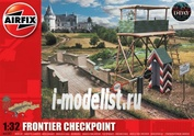 06383 Airfix 1/32 Frontier Checkpoint