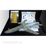 MD14411 Metallic Details 1/144 Photo Etching for L-1011 Tristar