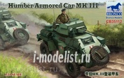 CB35112 Bronco 1/35 Humber Armored