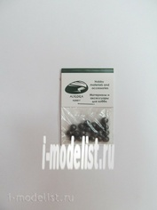 AH9023 Aurora Hobby lead Balls for weighting, ø5 mm (20 pieces / 15 grams)