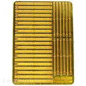 035299 Microdesign 1/35 Straps for Skadi AFV of WWII