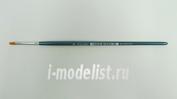 51227 Italeri Кисть плоская, синтетическая, 4
