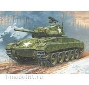 03323 Revell 1/76 Лёгкий танк США M24