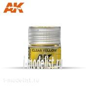 RC507 AK Interactive Clear Yellow 10ml