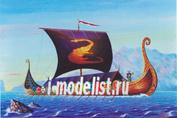 107211 Моделист 1/72 Корабль викингов с экипажем