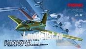 QS-001 Meng 1/32 Messerschmitt Me163B Komet Rocket-Powered Interceptor