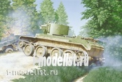 Eastern Express 35114 1/35 BT-7a with 76 mm gun Kt-28