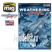 AMIG5206 Ammo Mig TWA ISSUE 6 CAMOUFLAGE (ENGLISH)
