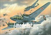 101 Um 1/72 Пикирующий бомбардировщик Пе-2 (серия 1)
