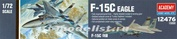 12476 Academy 1/72 F-15C Eagle