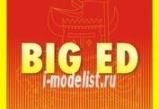 BIG4928 Eduard 1/48 Набор полного фототравления для F-15K