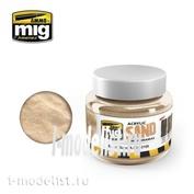 AMIG2106 Ammo Mig SAND GROUND (акриловый продукт для создания реалистичных оснований) 250 мл.