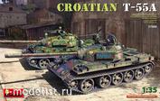 37088 MiniArt 1/35 Хорватский Т-55А