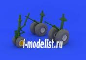 648132 Eduard 1/48 Набор дополнений B-29 wheels