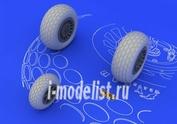 648057 Eduard 1/48 Набор дополнений P-61 wheels