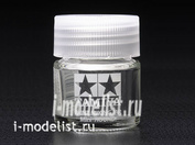 81044 Tamiya Jar round 10ml. for mixing and storing paint