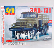 1297AVD AVD Models 1/72 ЗИЛ-131 бортовой