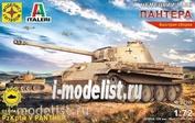 307220 Modeler 1/72 German Panther tank