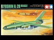 61601 Tamiya 1/100 Ильюшин Ил-28 Beagle