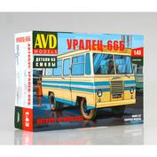 1362AVD AVD Models 1/43 Bus U-66B