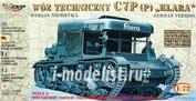 72892 Mirage Hobby 1/72 Klara C7P (p) German Recovery Vehicle