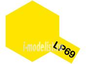 82169 Tamiya LP-69 Clear yellow