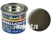 32140 Revell Краска эмалевая черно-зеленая матовая