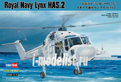 87236 HobbyBoss 1/72 Royal Navy Lynx Has.2