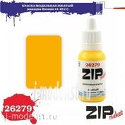 26279 zipmaket Paint model acrylic Yellow (Japan aviation 41-45)